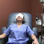 Postoperatorio de la blefaroplastia